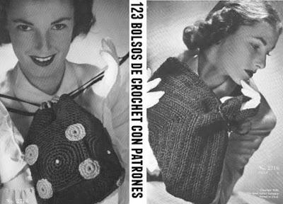 123 Bolsos de crochet con patrones