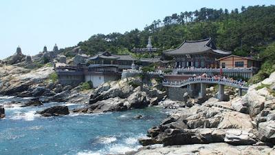 วัดแฮดองยงกุงซา (Haedong Yonggungsa Temple: 해동 용궁사) @ www.bnbhero.com