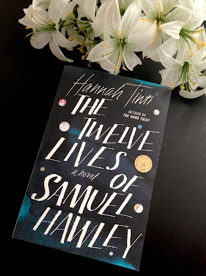 The Twelve Lives of Samuel Hawley ARC photo