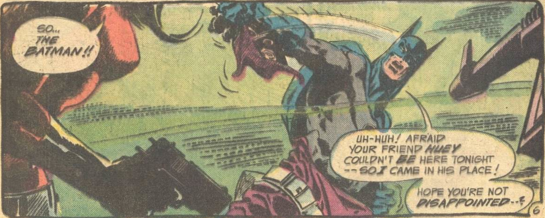 Bare Bones E Zine Batman In The 1970s Part 34 January