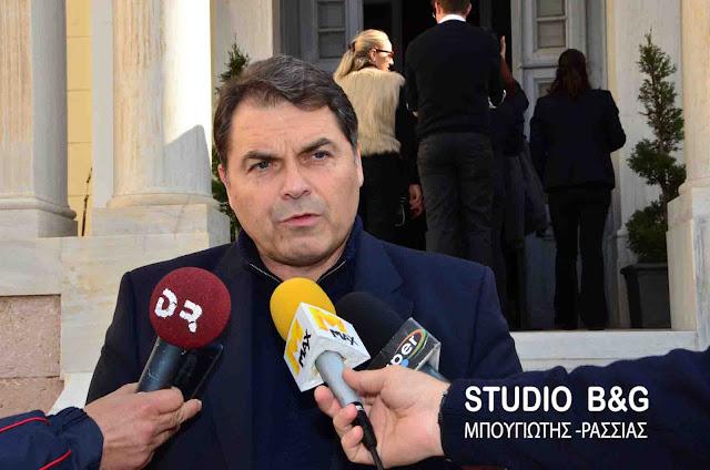 Καμπόσος: Τον οικονομικό «στραγγαλισμό» από το κράτος, βιώνει ο Δήμος Άργους Μυκηνών