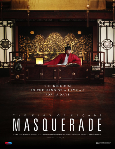 Ver Masquerade (Gwanghae, Wangyidoen namja) (2012) Online