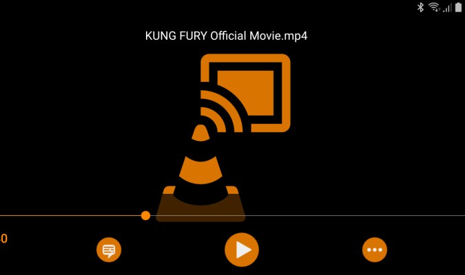 Aplikasi Pemutar Video tuk Android - VLC for Android