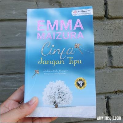 Review Novel : Cinta Jangan Tipu (by Emma Maizura)