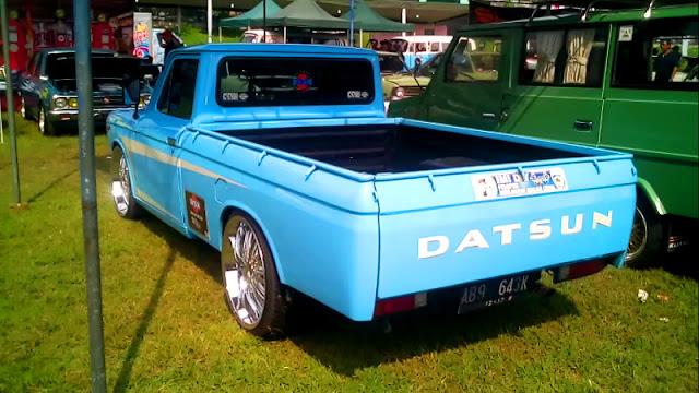Datsun 521 belakang
