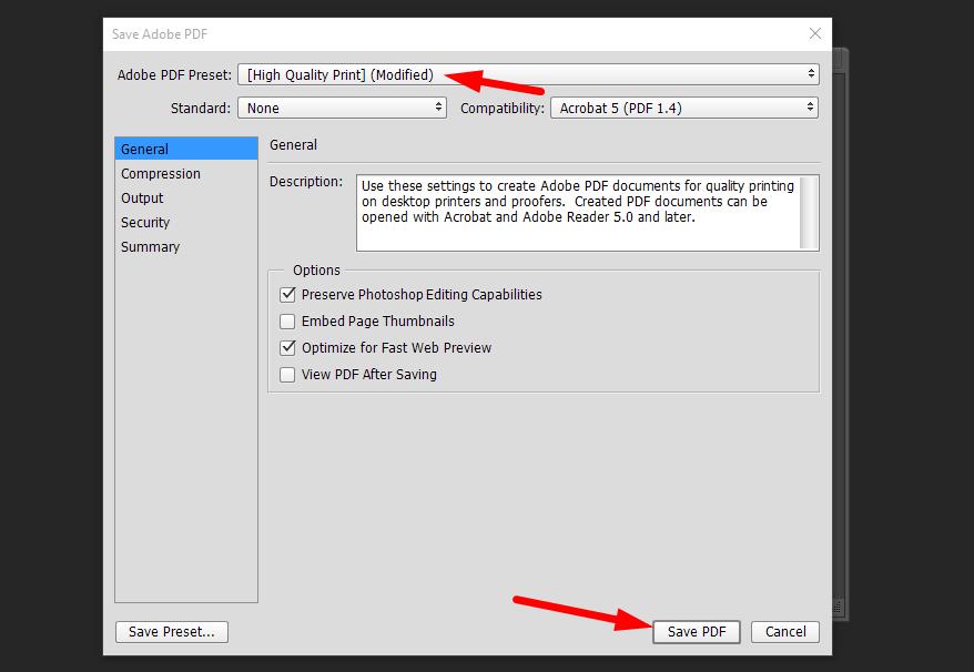 Mengubah File JPG ke PDF