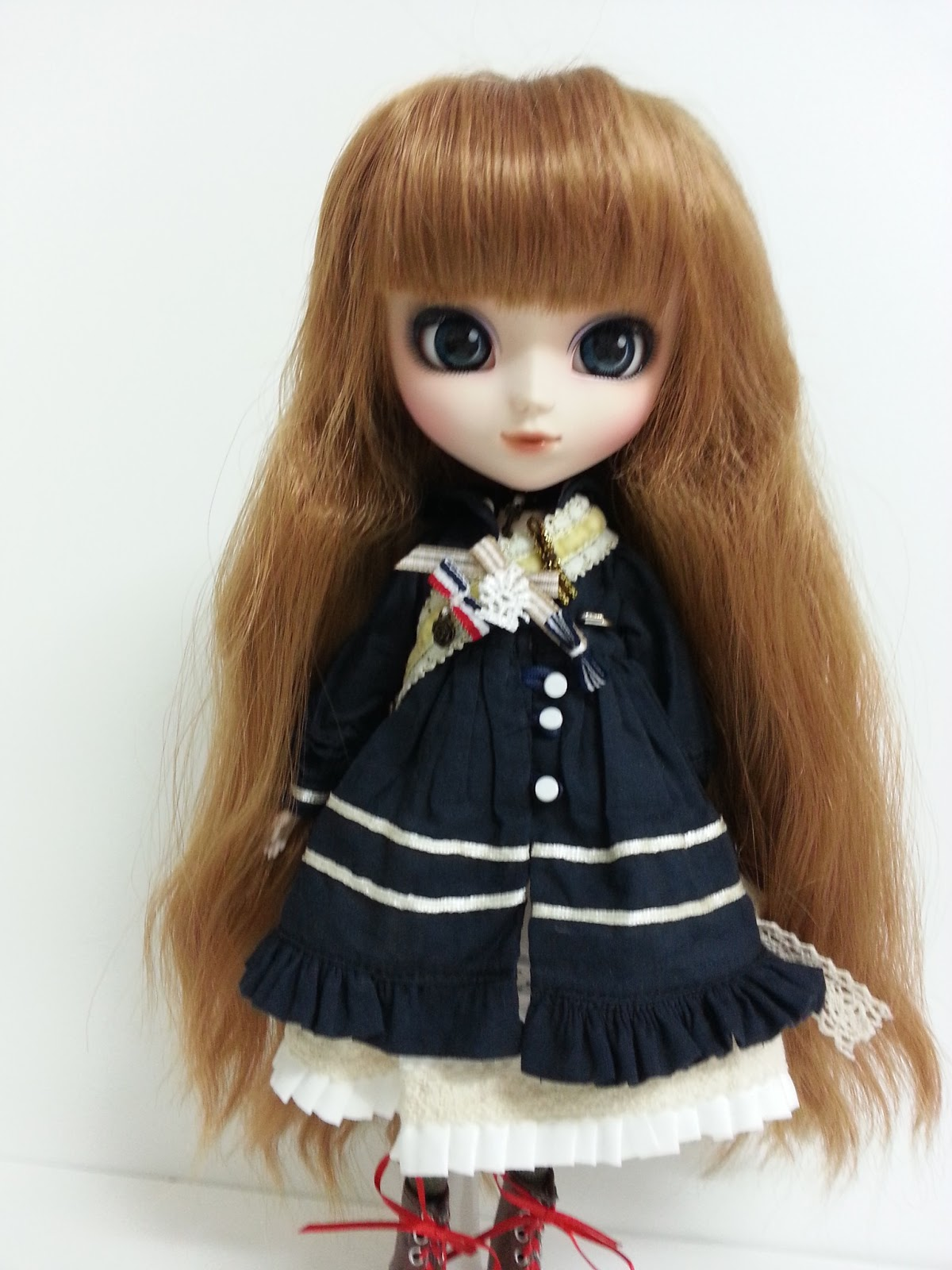 Jane Ch 233 Rie Unboxing Pullip Merl
