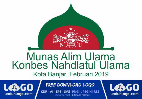 Logo Munas NU 2019