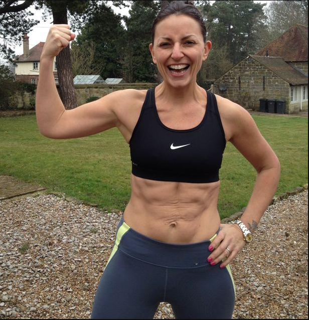 Women With Muscular Bodies Are Now Seen As More Attractive