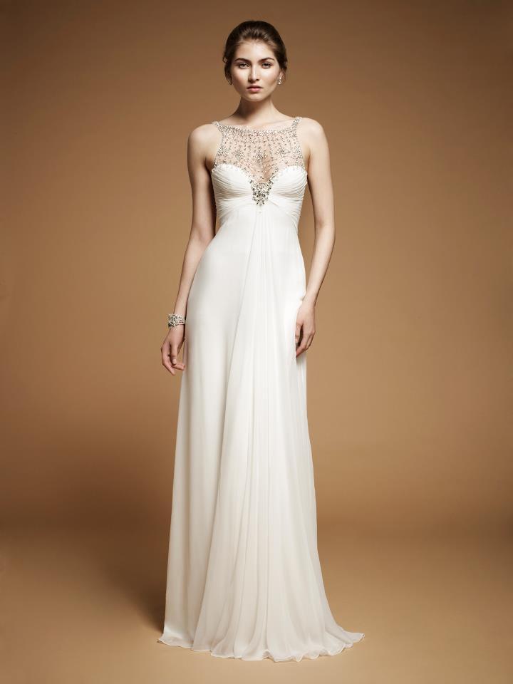 2016 wedding dresses and trends jenny packham wedding for Jenny beckman wedding dresses
