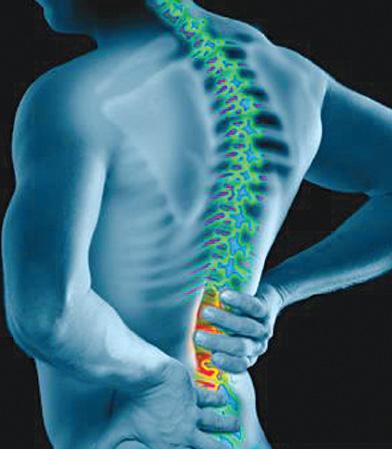 Đau lưng ở cột sống là hiện tượng khá phổ biến
