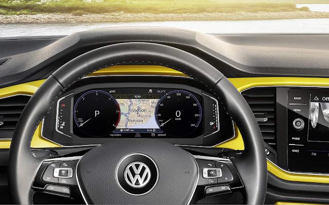 Volkswagen T-ROC (Golf SUV)