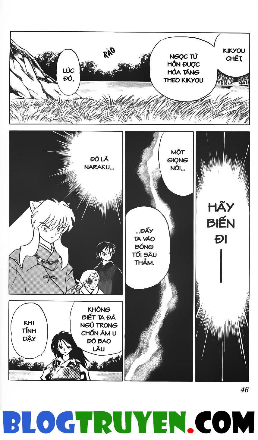 Inuyasha vol 22.3 trang 7
