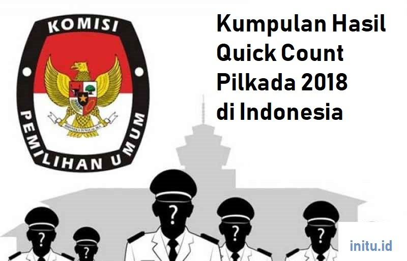 Quick Count Pilkada 2018