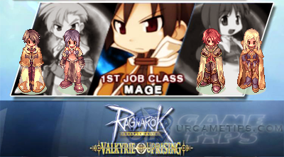 Ragnarok Online: Valkyrie Uprising: Mage Wizard Stats and