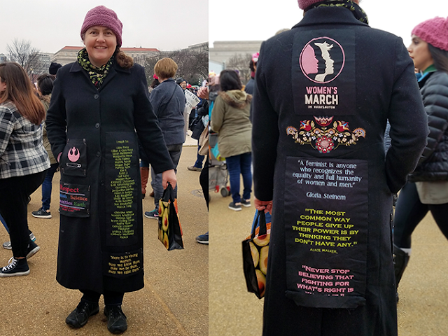 womens march dc fashion