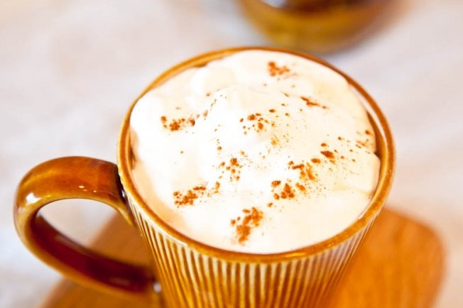 PUMPKIN SPICE LATTE RECIPES