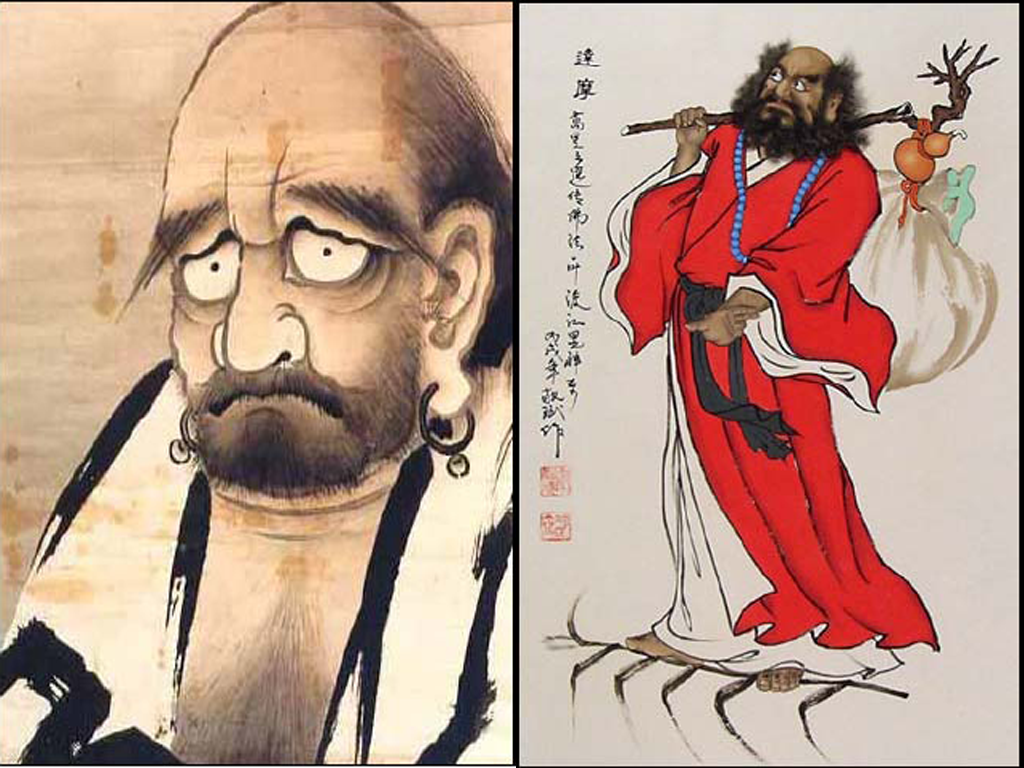 Archaeology Excavations: bodhidharma death true history
