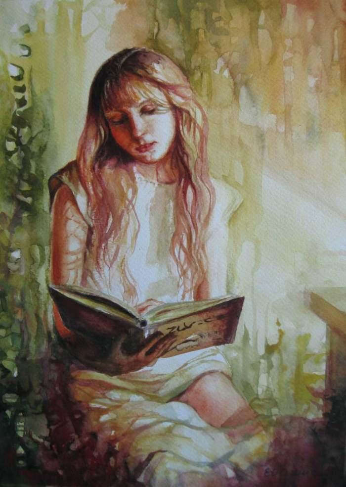 Современный румынский художник. Elena Oleniuc