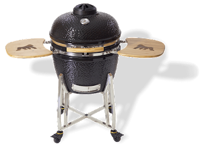 Grilla Kong kamado grill is a quality ceramic kamado grill at a bargain, cheap price.