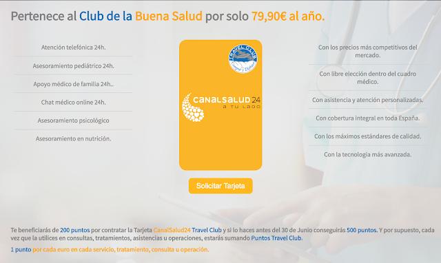 Seguro de Salud CanalSalud24