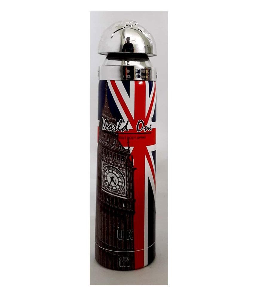 World One UK Body Spray 200 ML