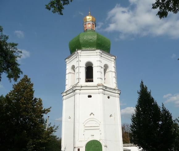 Чернігів. Єлецький Успенський монастир. Дзвіниця. 1670-ті р.