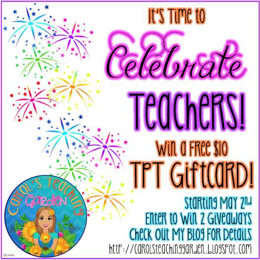 10 Reasons to Shop TpT This Tuesday and Wednesday! TpT Appreciates Teachers!