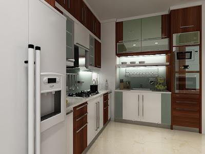 Trick & Tips Kitchen Set Minimalis Modern