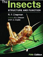 The Insects structure and function by R.F. Chapman 5th edition