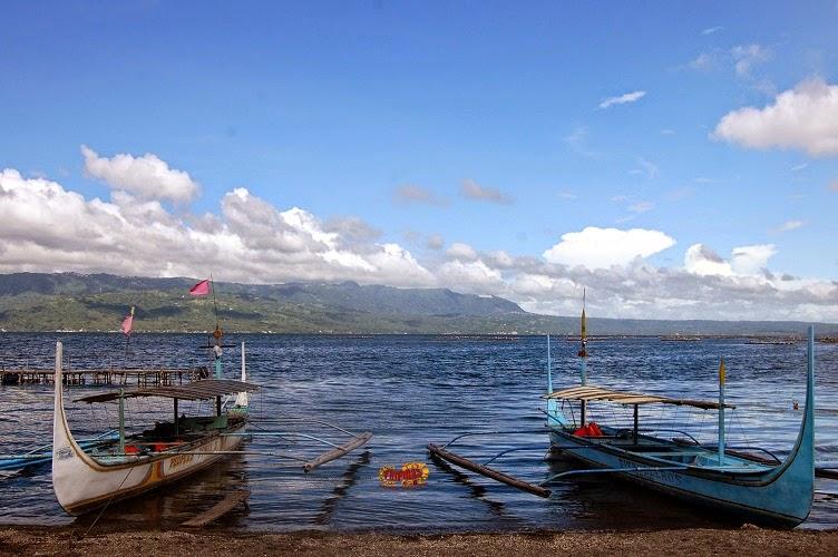 taal volcano boat ride