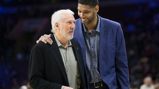 Gregg Popovich Percaya Jika Tim Duncan Akan Tetap Membantunya