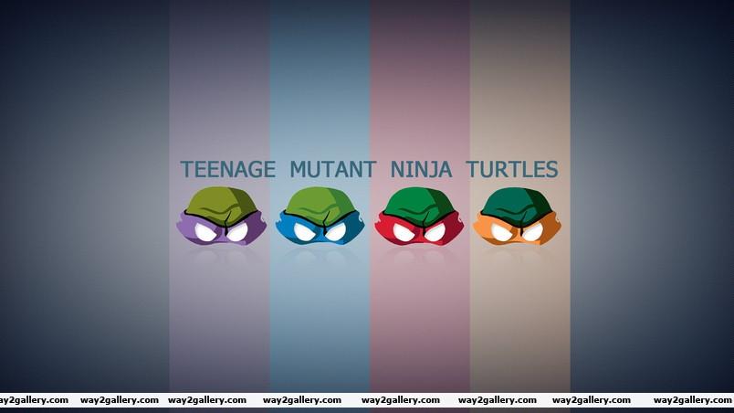 Teengae mutant ninja turtles wallpaper