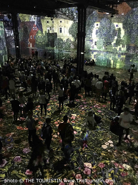 Atelier des Lumières – Culturespaces The digital art revolution is happening