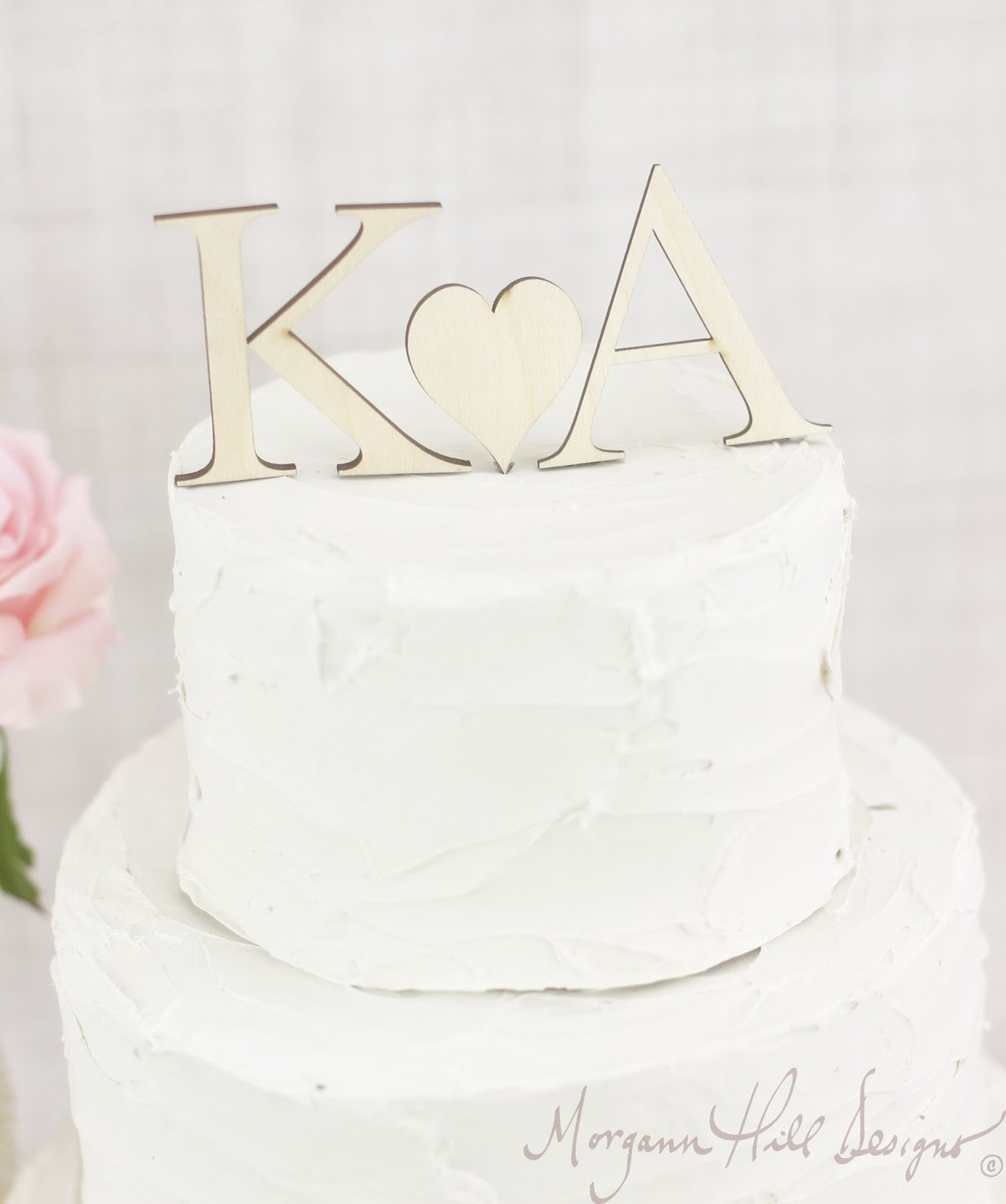 Rustic Country Wedding Cake Ppers