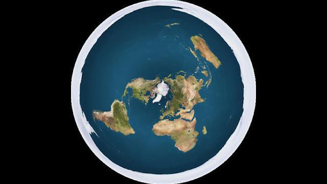 ¿Por qué todos hablan de la teoría de la Tierra Plana y de la expedición al 'fin del mundo' de sus defensores?