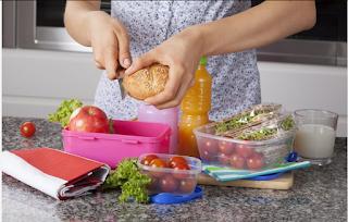 نصائح وحيل لاختيار وجبات خفيفة صحية للذهاب