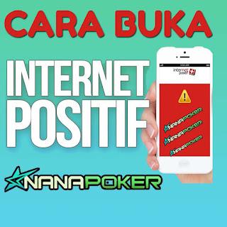 poker, situs judi, buka situs judi, cara buka situs judi yang kena internet positif, internet positif