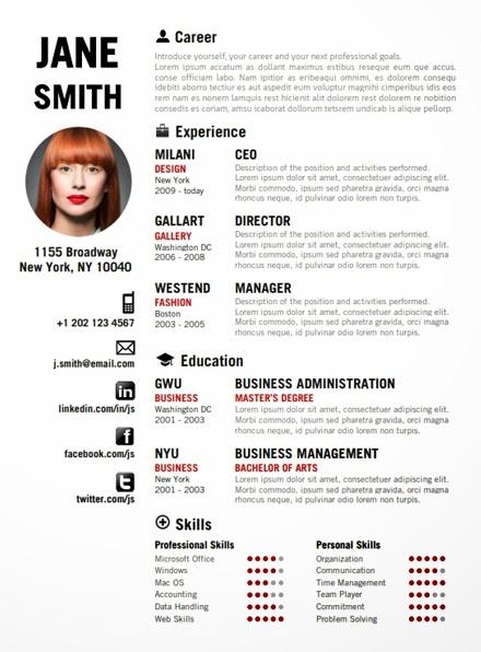Professional Bio Sample Brooklyn Resume StudioPreview Sam. How To ...