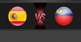 اهداف مباراة أسبانيا وليشتنشتاين على الجوالات فى تصفيات كأس العالم 2018: أوروبا
