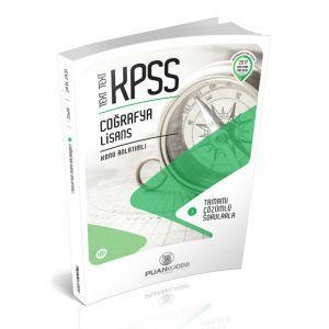Puan Akademi KPSS Text Text Coğrafya Konu Anlatımlı 2017