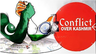Kashmir Crisis / Issue in Hindi - कश्मीर की समस्या क्या है ।