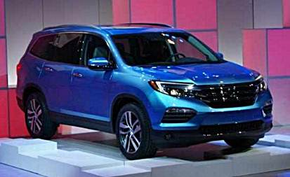 2017 Honda Pilot Redesign Release And Changes