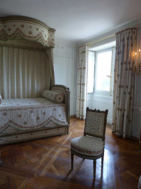chambre au petit trianon