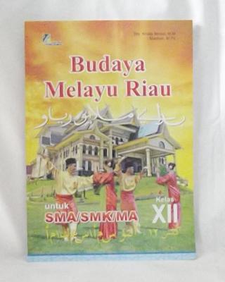 Buku Budaya Melayu Riau Revisi Sekolah