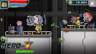 HERO-X: ZOMBIES! Apk v1.0.4 Mod (Free Shopping)