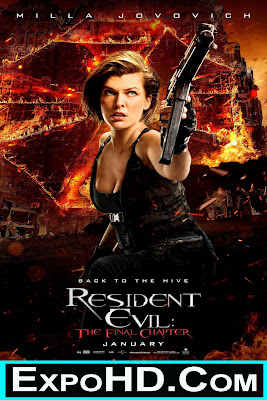 Resident Evil Vendetta 2017 Download Full HD [ BluRay ] Dual Audio 480p { 720p _ 1080p} Watch Online