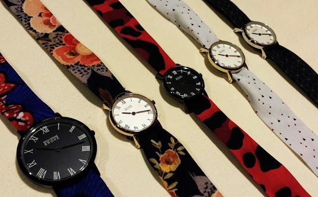大阪 梅田 フランス ファッション ウォッチ 腕時計 RICH GONE BROKE リッチゴーンブローク RGB 新作 新色