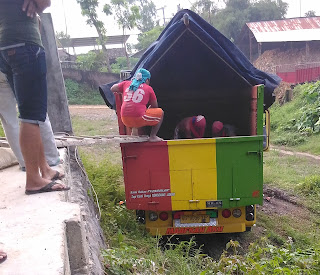 Jasa Angkutan Barang Truk di Blitar