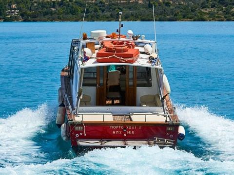 Σύλληψη κυβερνήτη σκάφους στην Ύδρα